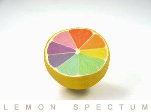 lemon rainbow