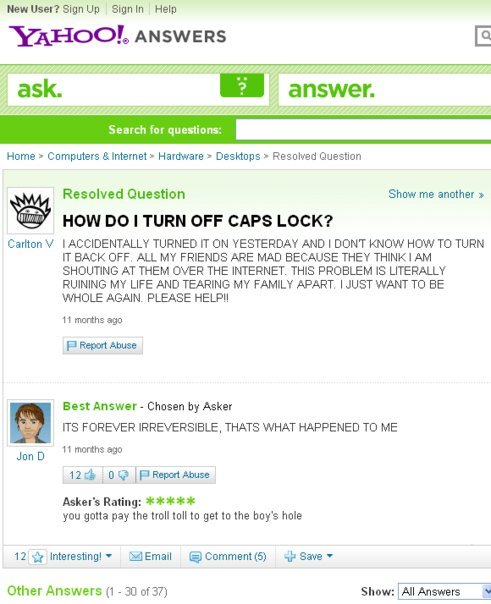 LOL-pics Thread - Page 2 Yahoo-answer