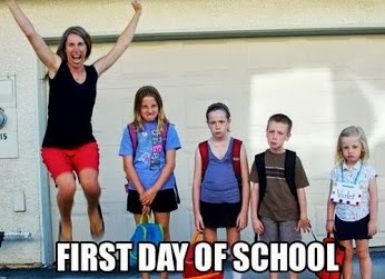 funny first day