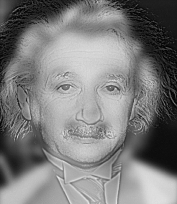 einstein or monroe